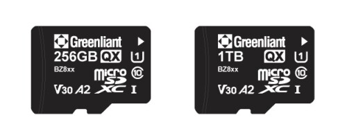 Greenliant Launches High Capacity 1TB microSD ArmourDrive(TM) Industrial Memory Cards