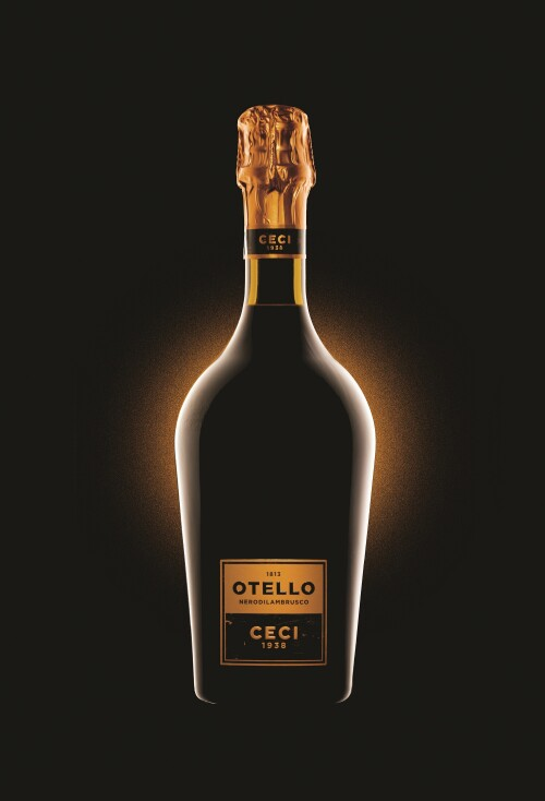OTELLO CECI 1813, NERODILAMBRUSCO: The Italian Winery's Best Seller Invites You to Explore the Essence of Its Lifestyle