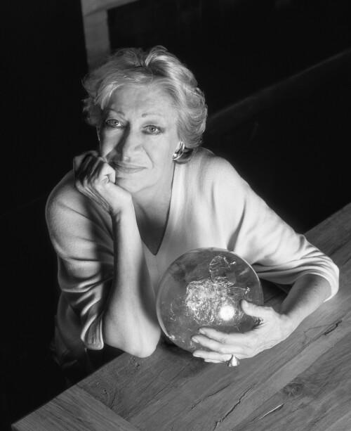 Muere en España la diseñadora de joyas estrella de Tiffany y filántropa Elsa Beretti