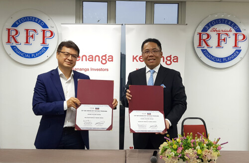 Kenanga Investors Collaborates With MFPC to Launch Financial Planning Programme