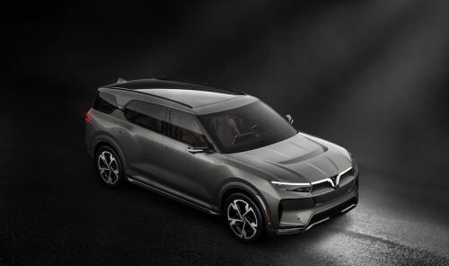 VinFast Selects NVIDIA DRIVE to Power Next-generation  Intelligent Autonomous Electric Vehicles