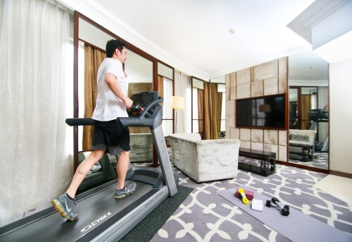 Stay Fit, Stay Active 24/7 in Quarantine @ Dorsett Wanchai