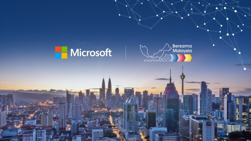 Microsoft announces plans to establish its first datacenter region in Malaysia as part of