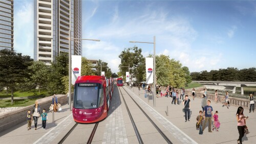 CAF Selects Infor to Power Parramatta Light Rail Project