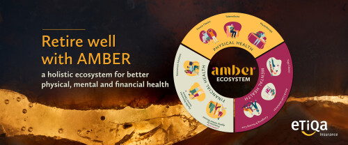Etiqa Launches AMBER – A Holistic Retirement Ecosystem That Supports Customers with Their Physical, Mental and Financial Health for Better Quality of Life