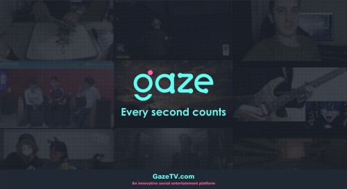 Cutting Edge Social Entertainment Platform GazeTV Breaks The Tradition With Blockchain And Tokenized Ecosystem Implementation Audiences And Creators Can Earn Rewards By The Second