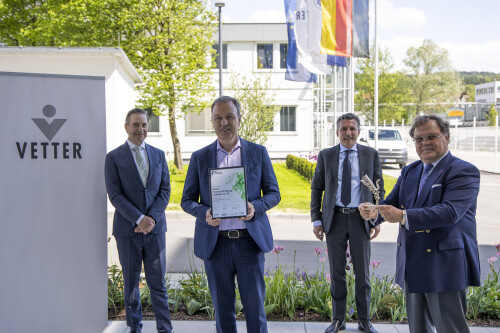 Vetter Once Again Wins Axia Best Managed Companies Award