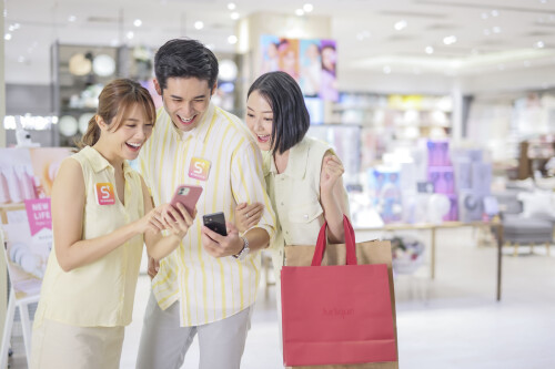 Sino Malls support Government's consumption voucher scheme by giving out over HK$20 million in rewards and exciting experiences