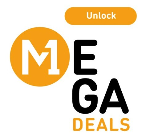 M1's Mega Sale Returns with Weekly Flash Deals & Exclusive Promotions in Singapore
