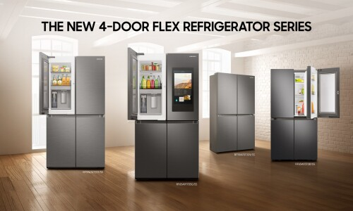 Samsung Introduces 4-Door Flex Refrigerator Series and Jet Bot+ with Clean Station™ for Smarter, Enhanced Living Experiences