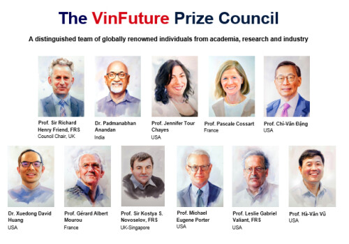 Nearly 600 nominations submitted for Vietnam's first-ever global sci-tech prize