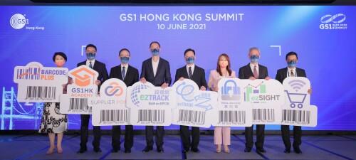GS1 Hong Kong Summit 2021  Scaling Digital Transformation • Cultivating Digital Assets