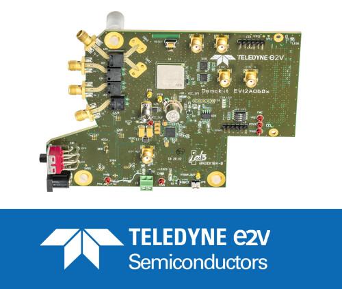Teledyne e2v Announces Versatile Development Kit for Signal Chains Using Quad-Channel ADC Devices