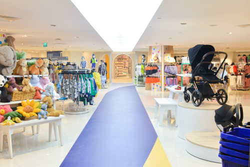 More Perks For Parents In Singapore With Mothercare's New Experiential Store At Paragon
