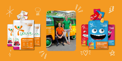 Enjoying Innovative Vitamins That Taste Better: YOUVIT Gummies Launch in Hong Kong, Pledges Donation to Po Leung Kuk Children