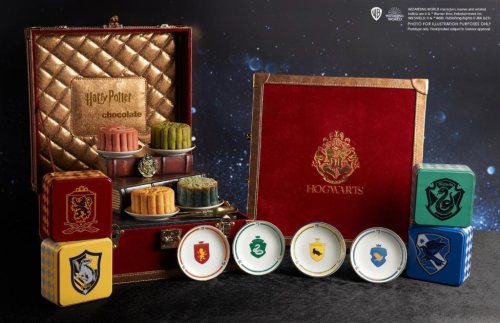 <div>Singapore's Favourite Bakery Awfully Chocolate to Make World's First Wizarding World Inspired Mooncake Collection</div>