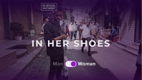 LUX Spotlights Everyday Sexism Around the World by Asking Men to Walk in Women's Shoes