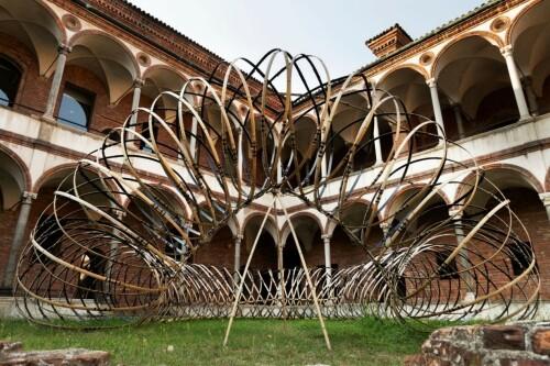 OPPO partners with Japanese architect Kengo Kuma for Milan Design Week 2021 to create multisensory landmark installation Bamboo (竹) Ring :   Weaving a Symphony of Lightness and Form