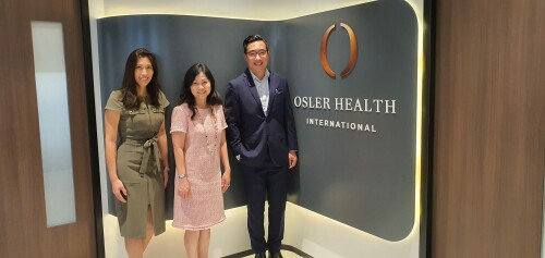 Osler Health International Partners With Eureka Investment Group Singapore