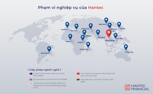 Hantec Financial expands its global footprint to Vietnamese Markets
