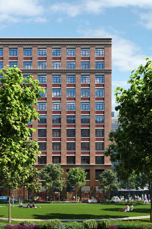 <div>8 Harbord Square: London's First Blank Canvas Homes for the Creatively Adventurous</div>