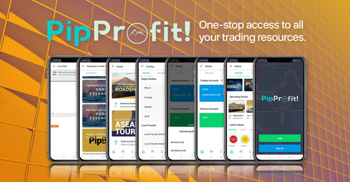 Fullerton Markets Announces Launch of Mobile App PipProfit! 1