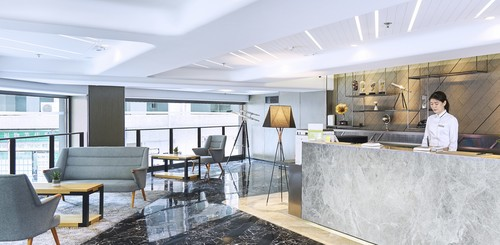 Hotel Ease · Tsuen Wan becomes the first B Corp™ hotel in Asia