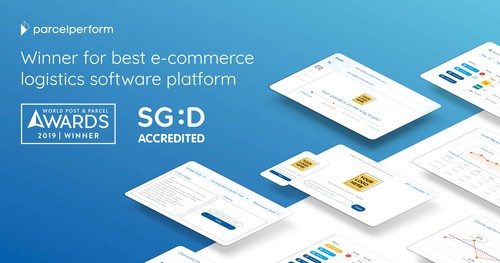 Parcel Perform enrolled in IMDA's SG:D Spark programme and named winner for its e-commerce logistics software at the World Post & Parcel Awards 2019 1