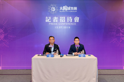 Suncity Group held Press Conference to explain that the laws and regulations of the Macao SAR serve as the standard for future overseas business 1