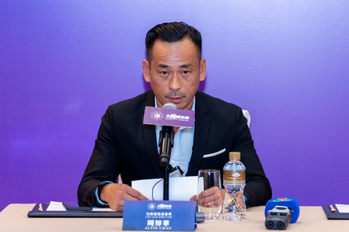 Suncity Group held Press Conference to explain that the laws and regulations of the Macao SAR serve as the standard for future overseas business 2