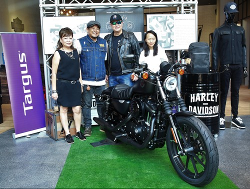 Targus joins hands with Harley-Davidson to empower urban mobility among Singaporeans 1