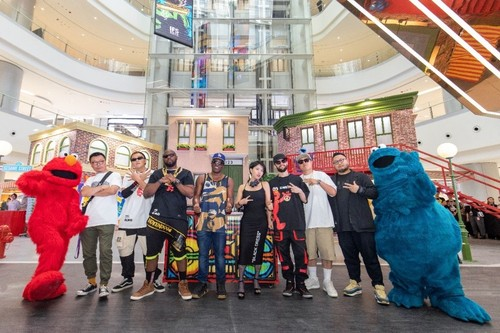 Changsha IFS Ignites the Summer with Sesame Street 1