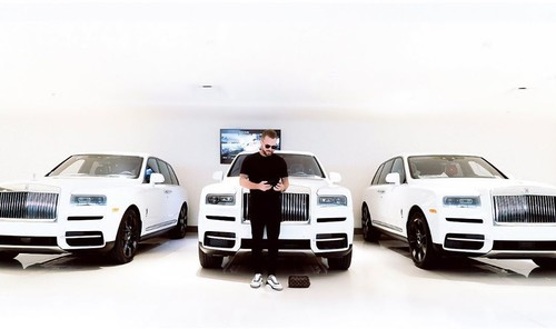 Hollywood's High Flying Businessman and Celebrity Car Broker RD Whittington- Fast Cars, Yachts and Jets 1