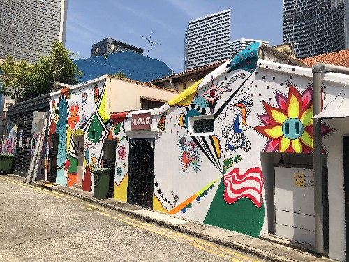 New Guided Art Tour for Singapore's First Outdoor Art Gallery, the Gelam Gallery
