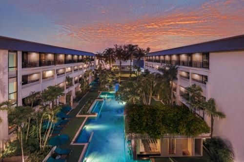 普吉岛班泰希尔顿逸林酒店及度假村 全国首创的曲奇套房开始喜迎八方宾客