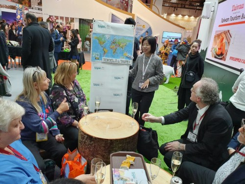 Taipei City Government Department of Information and Tourism at WTM London