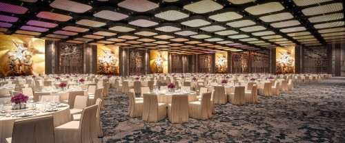 Galaxy Entertainment Group Introduces Galaxy International Convention Center and Galaxy Arena - Asia's Ultimate Integrated Resort & MICE Destination in Macau