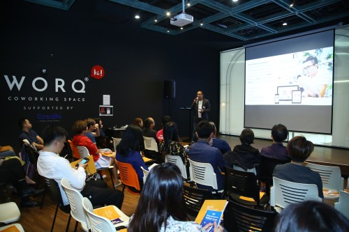 Boutir's Facebook Extension Workshop in Kuala Lumpur