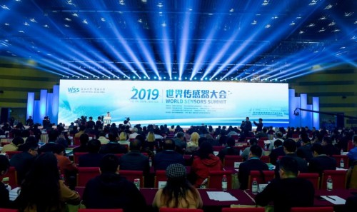 """2019 World Sensors Summit Successfully Concluded, and Zhengzhou Became the """"Focus"""" of the Sensor Industry"""