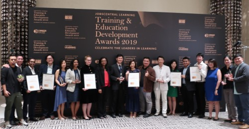 PSB Academy bags six higher education category awards for demonstrating success in addressing student learning needs