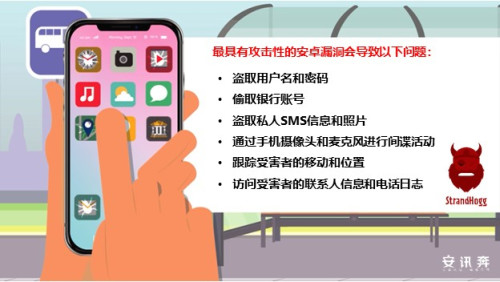 安卓系统出现严重的漏洞,大部分亚太地区热门的应用程序都容易受到攻击