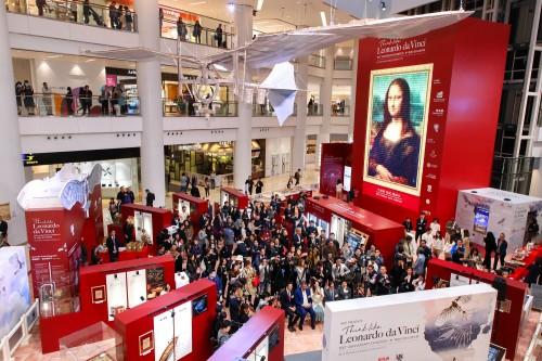 Hong Kong Innovation Foundation presents Think Like Leonardo da Vinci 500th Anniversary Exhibition - Brand Spur