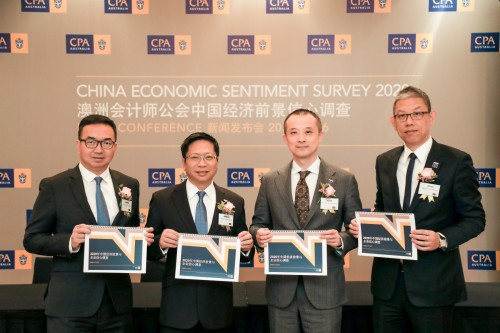 CPA Australia Survey: Tax Reform And Technology Adoption To Bolster China's Stable Economic Growth In 2020 - Brand Spur