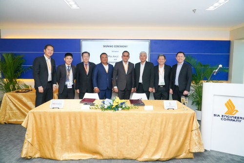 SIA Engineering Company to invest in Pos Aviation Engineering in Malaysia