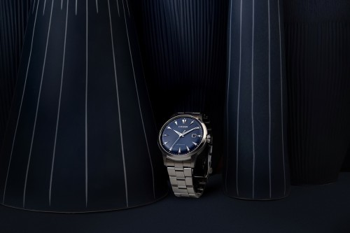 CITIZEN Revives the Spirit of the Iconic Parawater with the new Kuroshio '64 as part of the Citizen Asia Limited Series