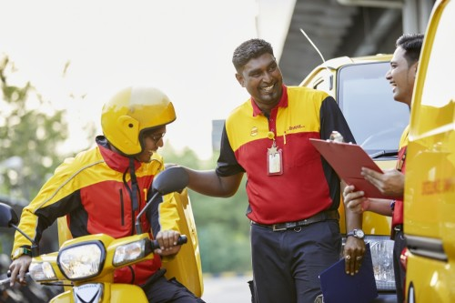 DHL Express ranked as Best Workplace in Asia by Great Place to Work® for second year - Brand Spur