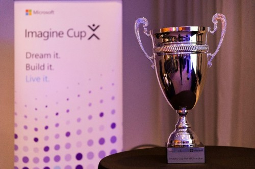 Team Hollo from Hong Kong wins 2020 Imagine Cup World Championship