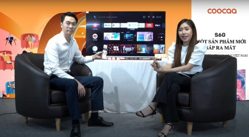 Coocaa S6G TV breaks e-commerce live streaming record on Lazada Vietnam with 1000 in sales