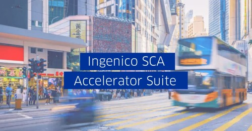 Ingenico's new SCA Accelerator Suite speeds up compliance