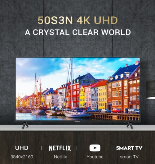 COOCAA TV Bounce Back Sale | Up to 50% Off on Lazada Philippines